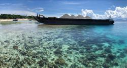 Corals at popular dive site in Mabul Island allegedly damaged by giant barge