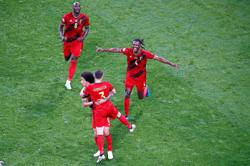 Belgium unconcerned about facing Portugal in last 16
