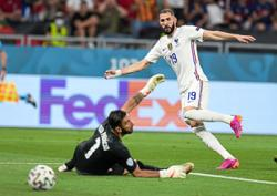 After long France wait, Benzema has another chance to score