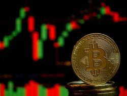 Bitcoin falls 7.4 percent to $32,094