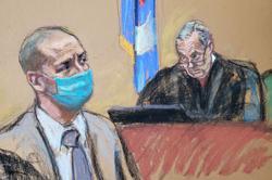 Derek Chauvin, former US cop who murdered George Floyd, gets 22 1/2 years' jail