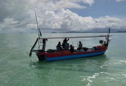 MMEA detains local fishing boat for allegedly hiring foreign crew