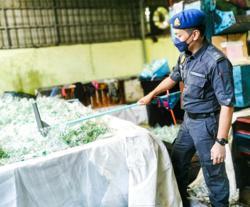Enforcers foil bid to siphon off 54,000kg of subsidised cooking oil