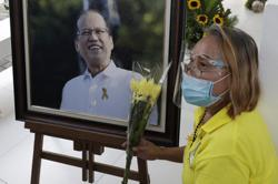 Aquino, Philippine ex-leader who challenged the might of China, will always be fondly remembered