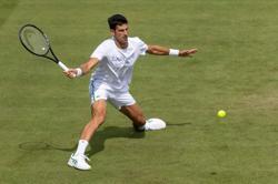 Tennis: Djokovic looking to peak at Grand Slams with eye on 20th at Wimbledon