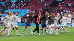 Analysis: Soccer-Denmark's Dolberg dazzles on old hunting ground to slay Welsh dragons