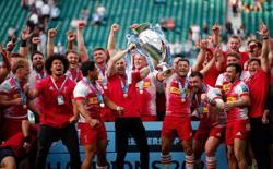 Rugby-Twickenham triumph completes amazing Harlequins turnaround