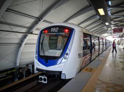Two new state-of-the-art trains now running on Kelana Jaya LRT line