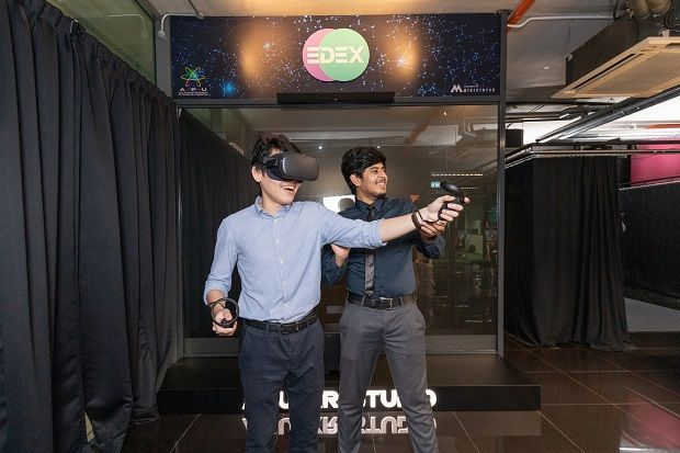 Developed in collaboration with the XR Ministry, XR Studio, a first facility of this kind among Malaysian universities, built at the Asia Pacific University of Technology and Innovation (APU) provides students with hands-on reality experience.