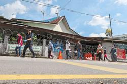 Enough food for Segambut village, says Welfare Dept