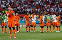 Analysis-Soccer-Dutch exit Euro 2020 after disastrous red card for De Ligt