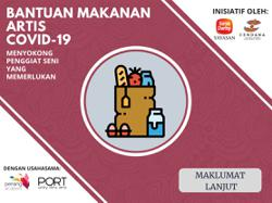 Cendana's Food Aid set to reach more arts and cultural workers