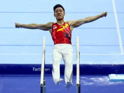 Gymnast Jeremiah on cloud nine after confirming Olympics ticket