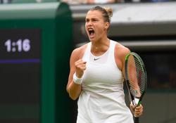 Tennis-Second seed Sabalenka opens Wimbledon with crushing win over Niculescu