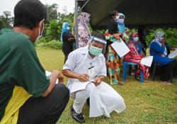 Convincing more Orang Asli to get inoculated