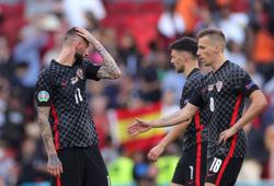 Soccer-Battling Croatia cut down to size in Euro 2020 exit