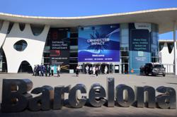 Mobile congress opens in Spain with tight virus rules