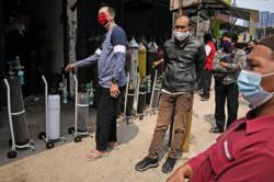 Indonesia's Covid-19 situation nears 'catastrophe': Red Cross