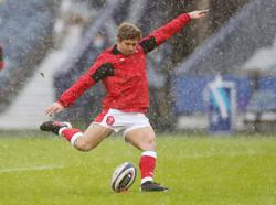 Rugby-Halfpenny milestone as Wales ring changes for Canada test