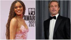 Singer-actress Andra Day shoots down rumours that she is dating actor Brad Pitt