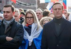 Russian court orders arrest in absentia of Navalny ally Zhdanov