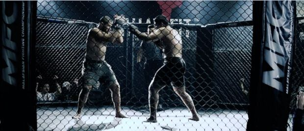 ACE Pictures' first inspirational short series that won the grand award in the web videos category of the Television & Corporate Media Awards 2021 at the 22nd World Media Festival was inspired by Malaysian MMA fighter Agilan Thani's journey.