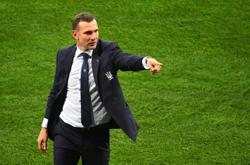 Soccer-Ukraine will have no fear against England, says Shevchenko