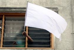 Celebrities voice support for white flag movement