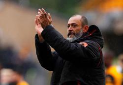 Soccer-Tottenham name former Wolves boss Nuno as new manager