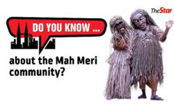 Do you know...about the Mah Meri community?