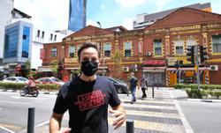 Popular travel YouTuber 'The Food Ranger' Trevor James has left Malaysia