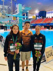 Li Rui: Dynamic duo Pandelela and Mun Yee to peak at Olympics