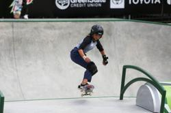 Skateboarding-Sky Brown to become Britain's youngest summer Olympian in Tokyo