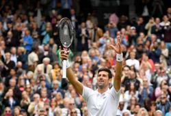 Olympics-Djokovic and Federer named in Olympic tournament