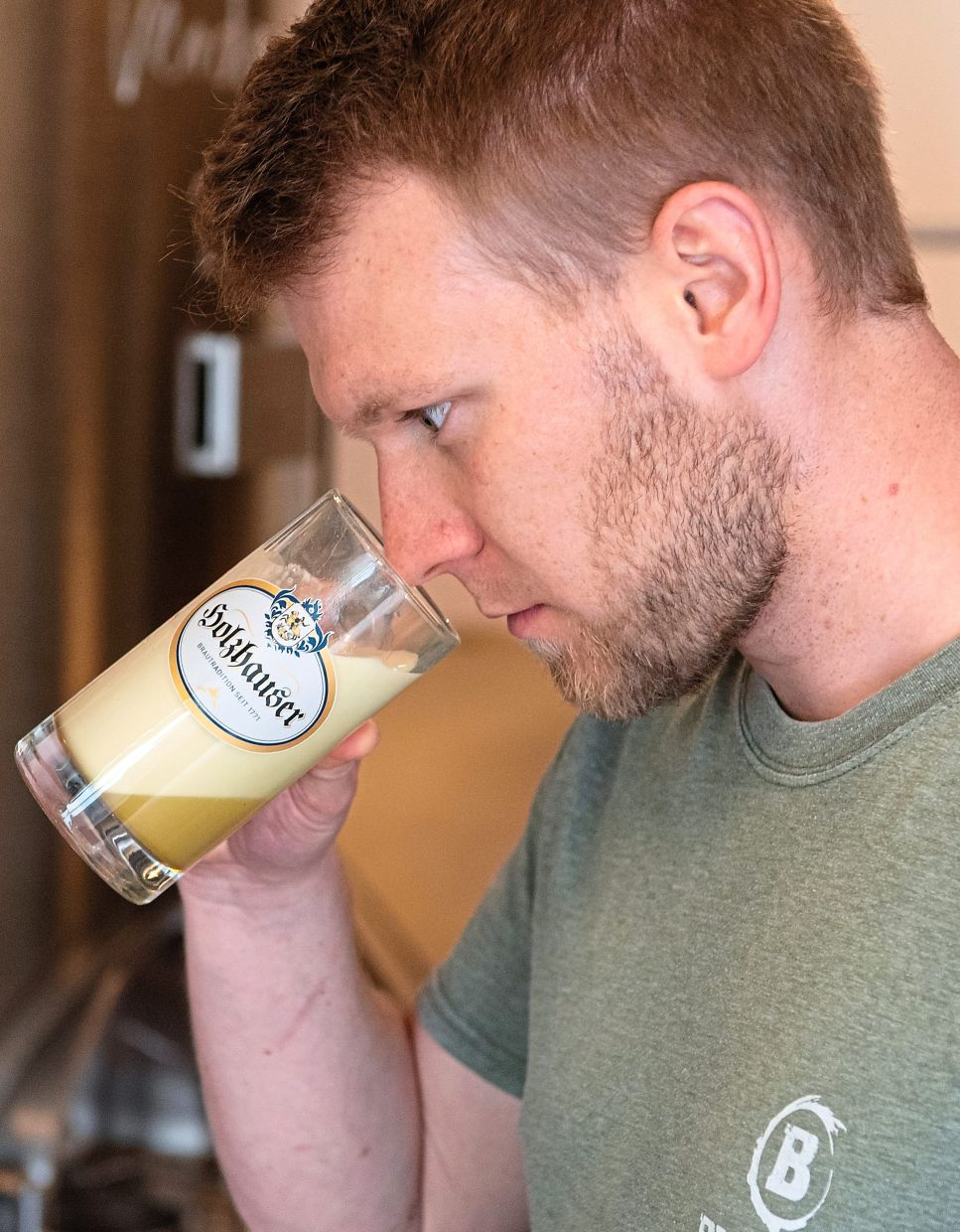 The Munich Brew Mafia made a special pandemic brew that sold out within six hours, says managing director Stieren.