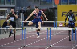 Athletics-Norway's Warholm breaks 400 metres hurdles world record