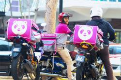 Miros: 70% of p-hailing riders disobey traffic rules while on delivery runs