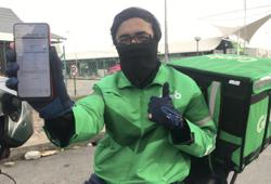 Food delivery rider scores excellent STPM results