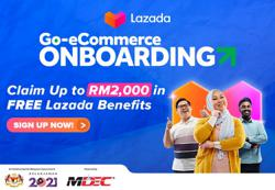 Lazada, MoF, MDEC team up to support SMEs