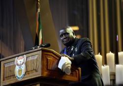 African leaders mourn Zambia's founding president Kenneth Kaunda