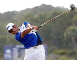 Golf-Matsuyama tests positive for COVID-19, withdraws from PGA Tour event