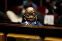 S.African ex-leader Zuma asks court to cancel 15-month jail sentence