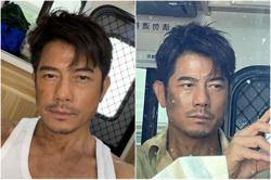 Aaron Kwok shares photos of his latest movie role in 'The White Storm 3'