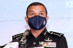 Johor cops issue 77 compound notices for SOP violations in first two days of 'Ops Patuh'