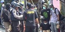 Suspected terrorist arrested in Indonesia's North Sumatra