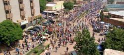 Thousands protest in Burkina Faso over jihadist attacks