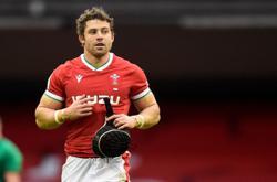 Rugby-Halfpenny injury overshadows big Wales win against Canada