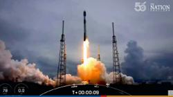 Royal Thai air force's second satellite launched into space