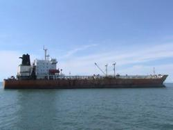 Detained again: Foreign-registered tanker caught anchoring illegally a second time in Johor waters