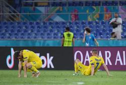 Soccer-Last eight Euros exit flatters modest Ukraine